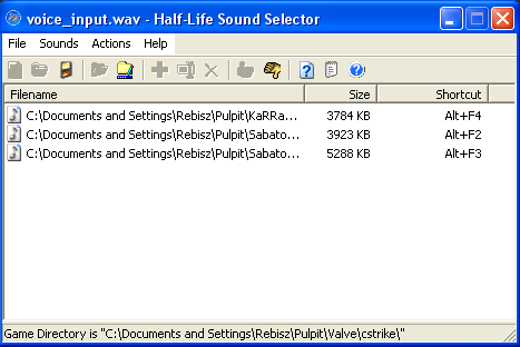 Скачать бесплатно HLSS 3.0, звуки, конвертер и инструкция с сайта.